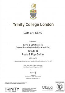 Rock and Pop G8 -Keng